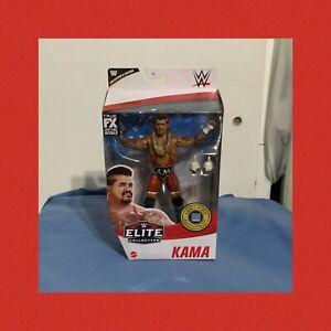 WWE Mattel Kama Elite Collection 85 Figure