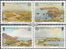 united kingdom - Island Man 307-310 Couples (complete issue) FDC 1986 Europe