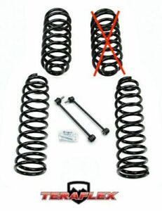 """TeraFlex 1351502 1.5"""" Spring Leveling Lift Kit For 07-18 Jeep Wrangler JK 2 Door"""