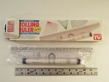 NEW-MULTI FUNCTION ROLLING RULER-AS SEEN ON TV-DRAWING-ARTIST-CRAFTS-STUDENTS**
