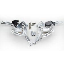 Adjustable Billet Rearsets Ducati Monster 600/620/695/750/800/900/1000/S4 FR102