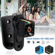 SQ11 Mini Hidden Spy Camera Wireless HD 720P Digital Video Recorder Nanny Cam