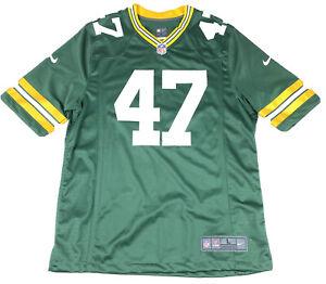 Green Bay Packers NFL Nike On Field Football Jersey Jake Ryan #47 men's large
