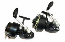 2 Mitchell 306 vintage spinning reels, Prince foil stickers, fully working us...