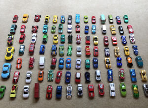 99 Diecast Toy Cars Bundle Including Matchbox, Hot Wheels and Others 😮