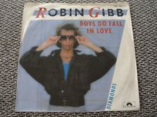 "7"" Single - Robin Gibb - Boys do fall in love - 1984"