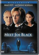Meet Joe Black  DVD Brad Pitt, Anthony Hopkins, Claire Forlani, Jake Weber, Marc