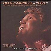 Glen Campbell - Live (2008)  CD  NEW/SEALED  SPEEDYPOST