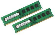 8GB (2 x 4GB) DDR3 1600MHz PC3-12800U CL11 240Pin Arbeitsspeicher RAM für AMD