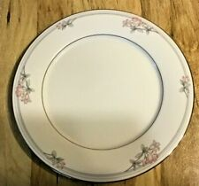 12 Noritake Tarkington Dinner Plates Discontinued