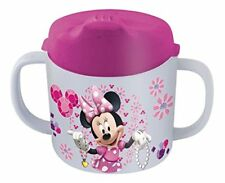 Top Trinklernbecher Minnie Mouse 0 2l Kunststoff Kindergeschirr Kinder Becher