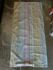"Crate & Barrel ""Marimekko - Raita Stripes"" 72 X 72 Fabric Shower Curtain"