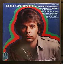 (LP) LOU CHRISTIE - I'm Gonna Make You Mine / BDS-5052 /  VG+/SEALED