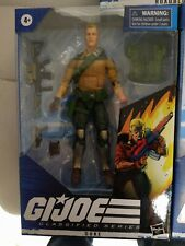 G.i. joe classified Duke, Scarlet, Road Block lot of 3