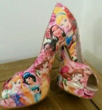 Princess customised shoes