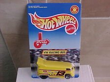 Hot Wheels Special Edition Jiffy Lube VW Drag Bus