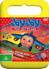 EX RENTAL JAY JAY THE JET PLANE DVD WITHOUT SLEEVE CHILDREN FAMILY GUARANTEED