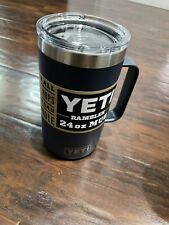 New Navy yeti 24 oz mug