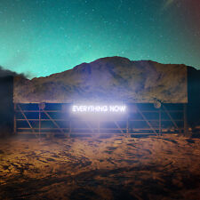 Arcade Fire - Everything Now UK CD Digipack Night Sleeve