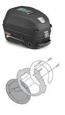 GIVI KIT BORSA TANKLOCK ST603+FLANGIA DUCATI MONSTER 1100 EVO 2011-2012