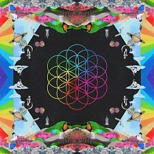 A Head Full of Dreams Coldplay AUDIO CD BRAND NEW SEALED 0825646982646