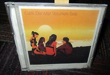 CAFE DEL MAR - VOLUME 6 MUSIC CD, VARIOUS ARTISTS, 15 TRACKS JOSE PADILLA, GUC