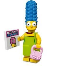 Lego The Simpsons Marge Simpson Minifigure