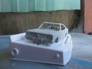 Slot car Holden HG monaro 3d print body only