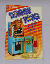 "vintage DONKEY KONG ""PAULINE"" collectable arcade figure MOC Coleco"