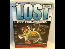 2006 Lost Mystery of the Island The Hatch Jigsaw Puzzle Touchstone NEW SEALED