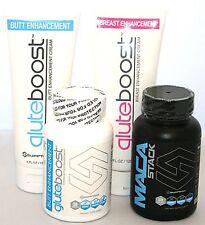 Ultimate GluteBoost Butt & Breast Package Enlargement Capsule Cream Enhancement
