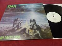 TMA - BEACH PARTY 2000 , FUNDAMENTAL 1990? , M-/M- ,LP
