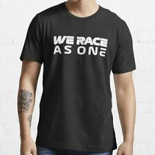 F1 2021 We Race As One White Essential T Shirt