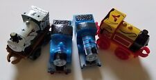 Lot 4 Thomas the Train Engine Toy cars - 1 2 Emily Victor Cake Toppers Small