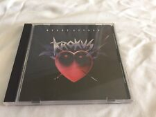 KROKUS: HEART ATTACK, (CD, 1988 MCA RECORDS), ORIGINAL RELEASE