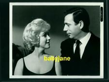 MARILYN MONROE YVES MONTAND VINTAGE 8X10 PHOTO 1960 LET'S MAKE LOVE