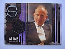 *ALIAS SEASON 3* PIECEWORKS CARD PW5 RON RIFKIN AS ARVIN SLOANE