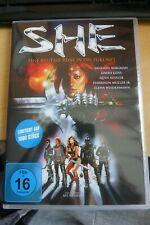 SHE (DVD) (Ltd Edition Import)(SEE BELOW)