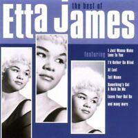 Etta James - The Best Of Nuovo CD