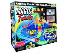 Ontel TRACKSMEGA-MC4 Magic Race Tracks Mega Set