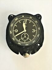 Vintage Sinn Borduhr NaBo 17 Aircraft Aviation Clock Timer German