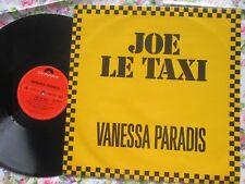 Vanessa Paradis – Joe Le Taxi Polydor Records POSPX 902 UK Vinyl 12inch Single