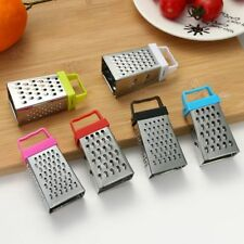 Mini Multifunctional Stainless Steel Fruits And Vegetables Four-sided Grater