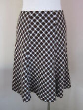 Wool Plaids & Checks A-Line Skirts for Women