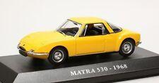 1/43 MATRA 530 1968 IXO ALTAYA DIECAST COCHES DE EPOCA FRANCESES