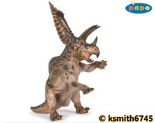 Papo PENTACERATOPS solid plastic toy Jurassic DINOSAUR prehistoric animal NEW 💥
