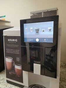Keurig Eccellenza Touch Bean-To-Cup Single Cup Coffee Maker