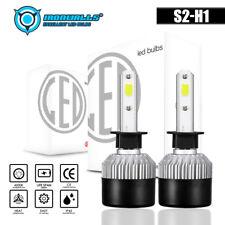 H1 1320W 198000LM CREE LED Headlight Bulb Conversion kit 6000K High/Low Beam