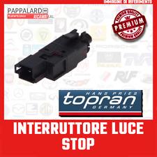 INTERRUTTORE LUCI STOP TOPRAN MERCEDES-BENZ CLASSE A/B/C/M/V 0015453809
