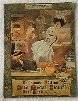 Christmas Edition Gold Medal Flour Cook Book Washburn Crosby Co Minneapolis Minn